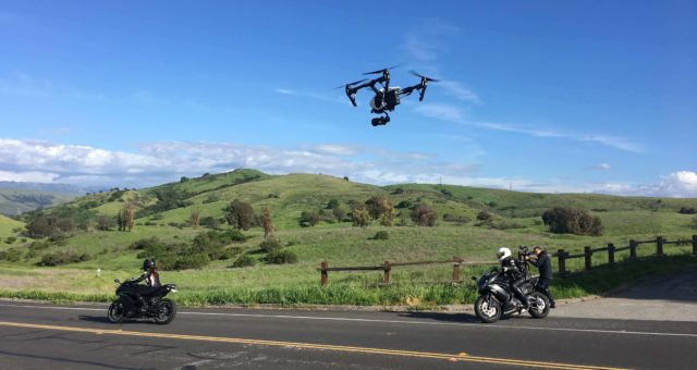 Ep. 10 - Drone + Motorcycles + Ahmed (1)