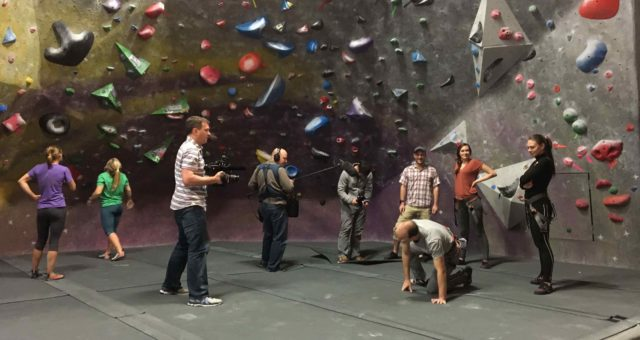 Ep. 13 - RockWall with cast _ crew (1)