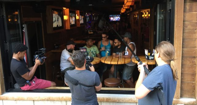 Ep. 22 - Cast _ Crew at the bar (one sound guy) (1)